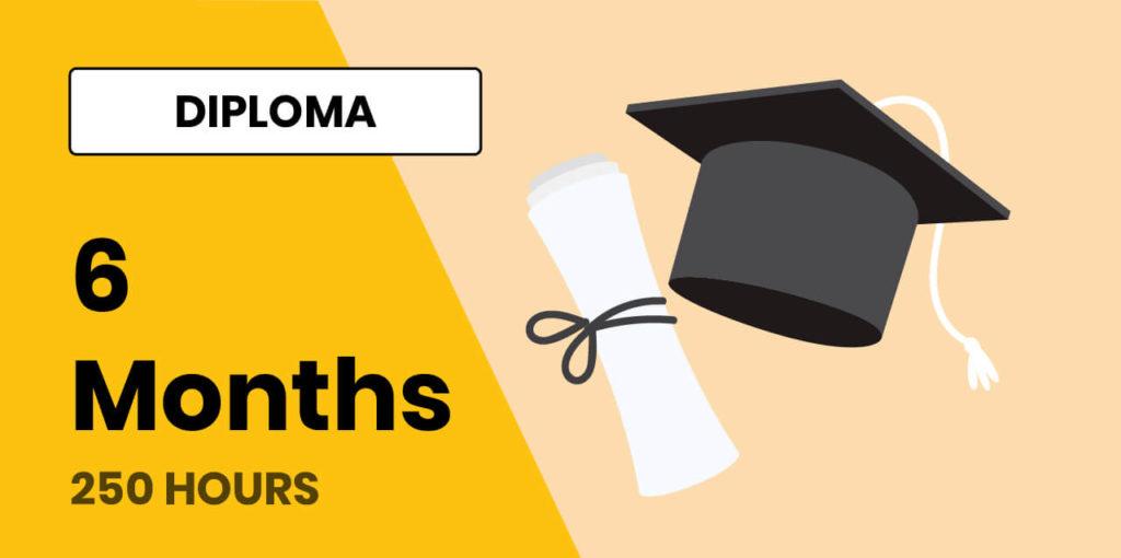 6 months Nursery teacher Diploma