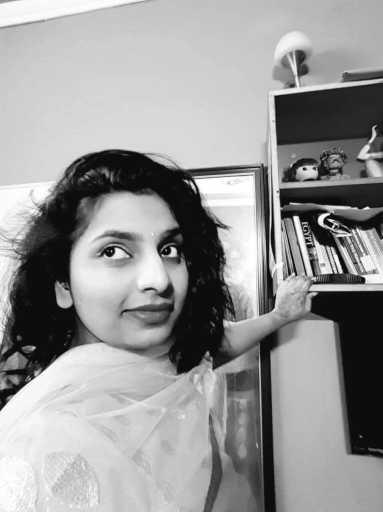 Lavanya Baugh- Preschool teacher